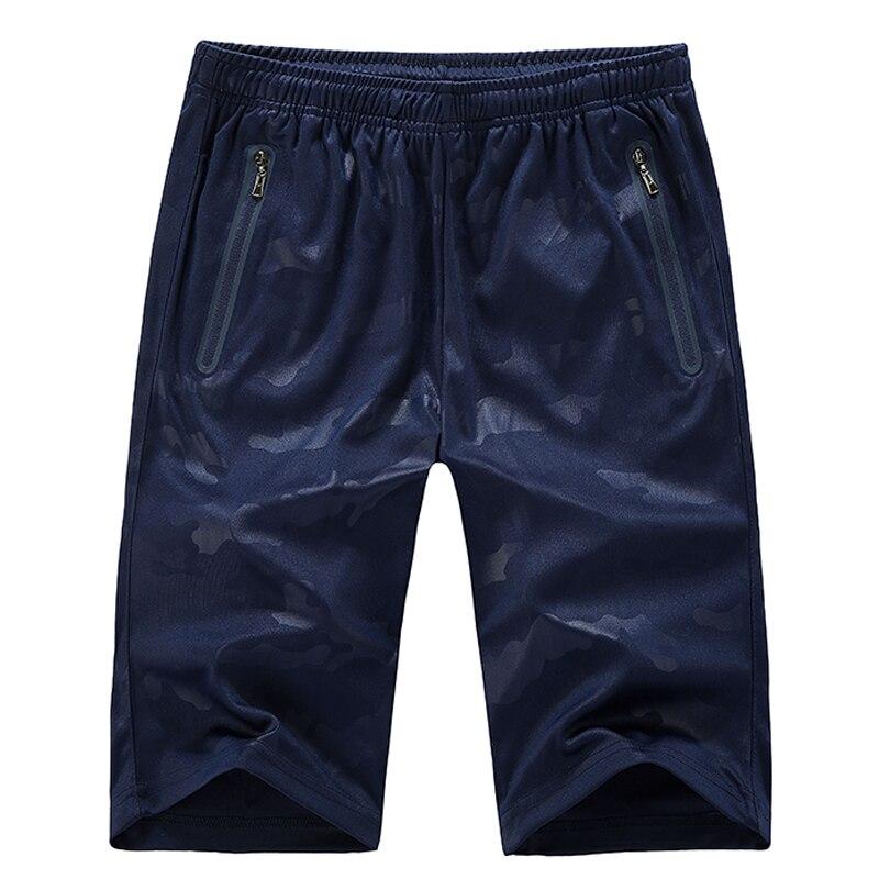 Sweatpants Men 3/4 Pants 2017 New Design Spandex Bright Fabric Mens Sports Pant Camouflage Pattern Running Gym Jogging Pants