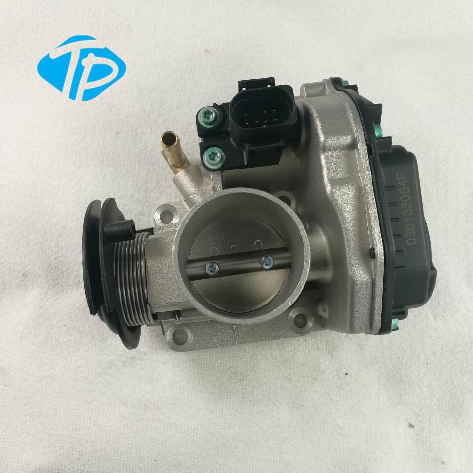 Throttle Body For VW Bora Golf Lupo Polo 1 4 75 1 6 1 4 16V