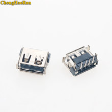 ChengHaoRan 5pcs USB 2.0 Port Jack Plug Female Socket Motherboard Connector for Acer L300 L305 for Toshiba 5241 5541 wholesale motherboard v000138380 for toshiba l300 100