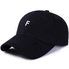 Baseball Cap for Man Snapback Hat Womens Summer Caps Letter F Embroidery Visor Sunhat Unisex Casual Streetwear Fitted Solid Hats