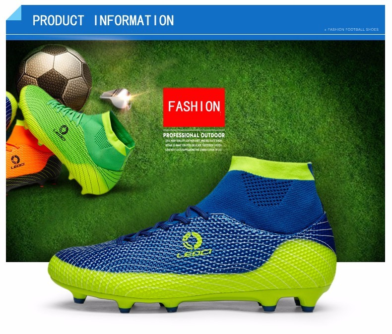 2017 High Ankle Kids Football Boots Superfly Original Cheap Indoor Soccer Football Shoes Cleats Boys Girls Sneakers High Quality 2