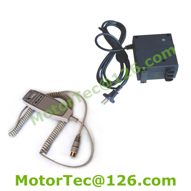 Control unit controller power supply hand switch 110-240V input 24V output for 2pcs linear actuator with CE UL for zebra zp 450 power supply unit zp450 0101 0102 100 240v fsp60 11 808102 001