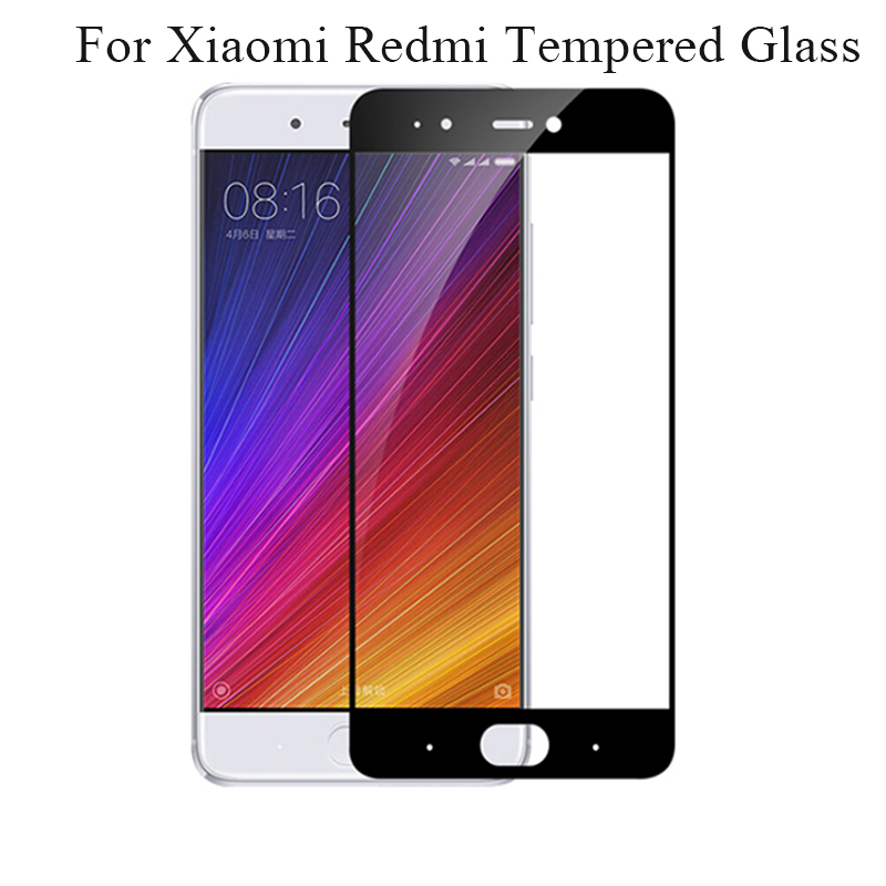 Tempered-Glass Xiaomi Pocophone Screen-Film Plus 8 No For Redmi 4-Pro/4a Note 5A A1 A2
