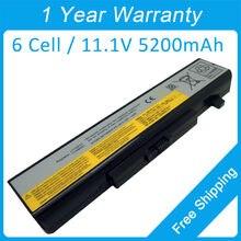 Новый 6-элементный Аккумулятор для ноутбука lenovo IdeaPad Y580 Y480 G580 Z585 Z485 Y480P Y485N Y580P L11P6R01 L11M6Y01 L11O6Y01 121500049