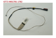 LCD LVDS Screen Cables For MSI GS70 MS1772 UX7 K1N-3040011-V03 30PIN EDP/GT72 MS1781 1782 EDP K1N-3040023-H39 New and Original