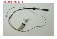 LCD LVDS Screen Cables For MSI GS70 MS1772 UX7 K1N 3040011 V03 30PIN EDP/GT72 MS1781 1782 EDP K1N 3040023 H39 New and Original