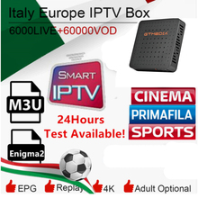 GTmedia iFire IPTV Set Top Box French Spain Italy Arabic IPTV Dutch Subscription Wisdom Support m3u enigma2 mag250 Smart IPTV anewkodi mag250 linux system iptv set top box with usb wifi spain portugal turkish netherlands sweden french mag250 iptv account