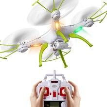 SYMA X5HW 2.4G 6 Axes 4CH WIFI Temps Réel Vidéo RC Quadcopter Incassable Fixe Haut Vol Stationnaire Drone avec Caméra HD Hélicoptère Toys