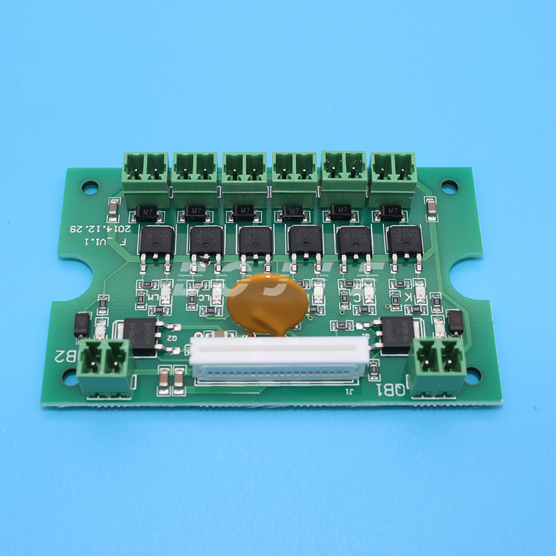 Digital flex printing machine parts gongzheng printer ink supply board skywalker power supply board for gongzheng 3212ak printer