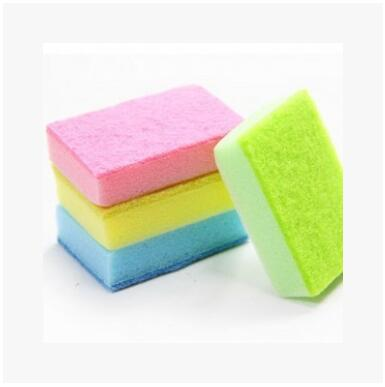 3pcs Nano-antibacterial Cleaning Tools Magic Sponge Melamine Cleaner Kitchen & Household Accessories Clean Scouring Pads