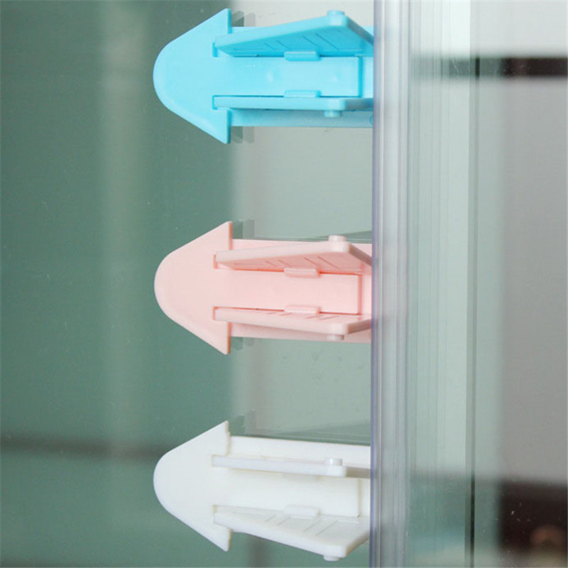 New Kids Baby Safety Sliding Door Window Wardrobe Locks Children Safety Protection Window Stopper Baby Security Care Products
