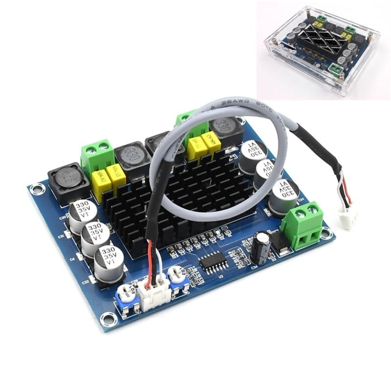 TPA3116D2 120W+120W Dual-channel Stereo High Power Digital Audio Power Amplifier Board Tpa3116 Amplifiers Amplificador