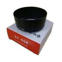 ET 54B ET54B用eosm3/m5/m6m/m10キヤノンEF M 55〜200ミリメートルf/4.5 6.3は、stmカメラパッケージボックス