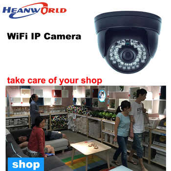 2.0MP IP Camera Wifi 1080P Full HD Dome CCTV Camera IP Cam Wi-Fi Wireless Security Camera Home and Shop Protection SD Card Slot