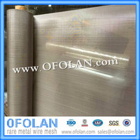 Strong Corrosion Resistance UNS N08904/W.Nr.1.4539 Supper Filter Wire Mesh(100 Mesh),500mm*1000mm Supply From Stock.