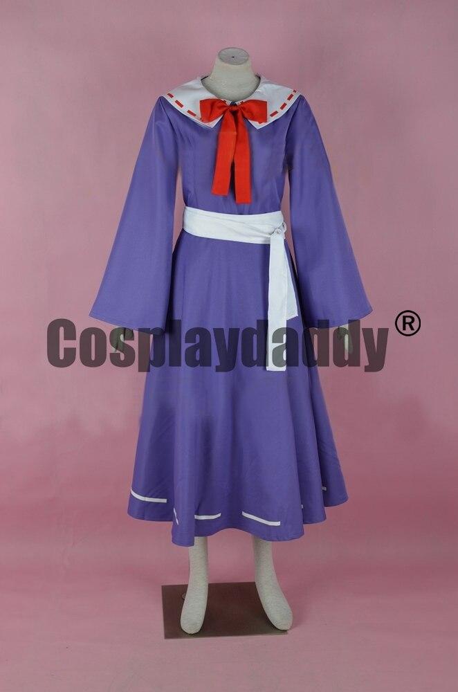 Touhou Project Changeability of Strange Dream Maribel Hearn Maribel Han Merry Dress Cosplay Costume F006