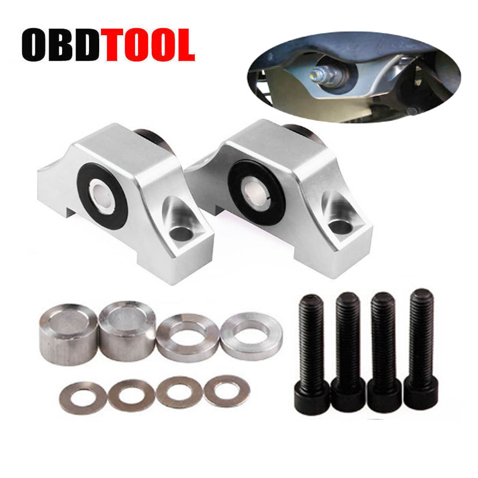 Motor Torque Mount Kit  For 92-01 Honda Civic EG EK JDM Engine B-series//D-series