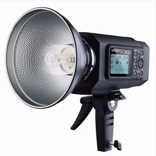Godox Witstro AD600 600W TTL Portable Wireless Strobe Flash Godox Mount AD600