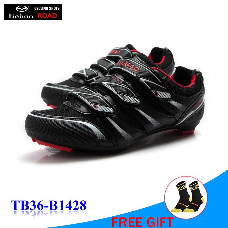 Stress Relief Toy Tiebao Superstar Bike Shoes Sneakers Men Zapatillas Deportivas Hombre Equitation Superstar Original Racing Bike Road Shoes Sufficient Supply