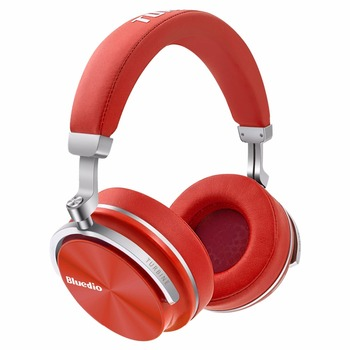 Bluedio T4S Active Noise Cancelling Wireless Bluetooth Headphones wireless Headset with Mic 1