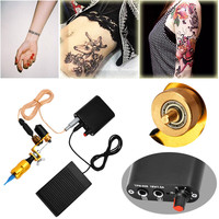 HAICAR Hot Sale Tattoo Professional 1 Set Completed Exquisite Workmanship Tattoo Kit Equipment Tattoo Machine X