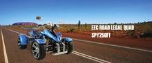WY-Cool all terrain beach car, car, 250F1 motorcycle bike CE