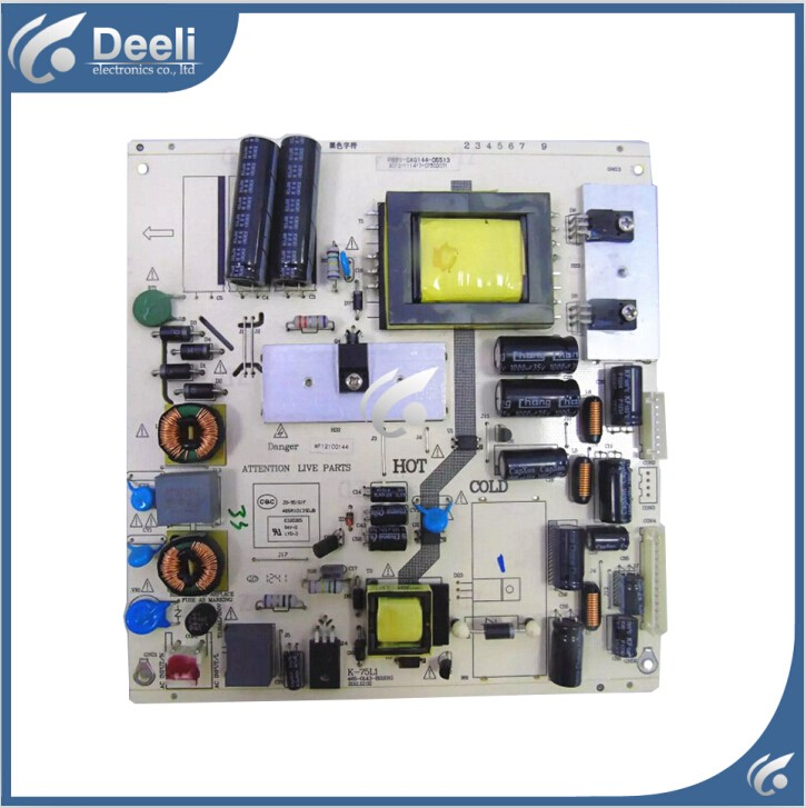 цена на 95% new & original for power supply board K-75L1 465-01A3-B2201G K75L1 Power Board For LE32D99