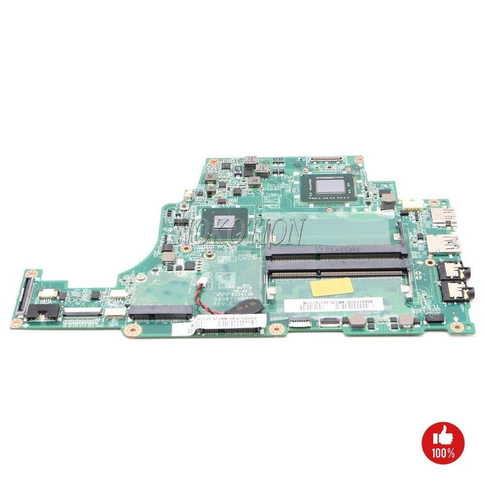 Scheda madre Del Computer Portatile Per Toshiba Satellite di NOKOTION U845 scheda Principale Intel I3-2377M CPU a bordo DDR3 DA0BY1MB8E0 A000211530 SR0CWScheda madre Del Computer Portatile Per Toshiba Satellite di NOKOTION U845 scheda Principale Intel I3-2377M CPU a bordo DDR3 DA0BY1MB8E0 A000211530 SR0CW