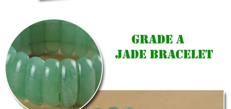 С сертификатом Класс, авантюрин нефриты Браслеты резные зеленый нефрит мужские ювелирные женские украшения