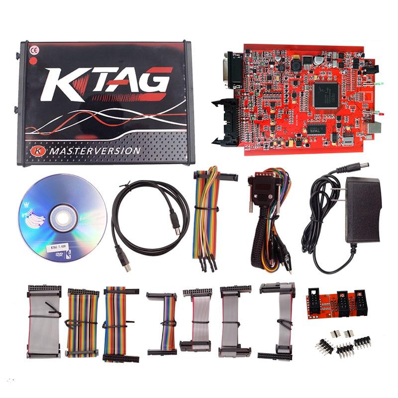 HTB1mTvvXtzvK1RkSnfoq6zMwVXaF V2.47 Online EU Red KESS V2 5.017 Full Master OBD2 Manager Tuning KESS V5.017 4 LED KTAG V7.020 BDM Frame K-TAG 7.020 ECU Chip