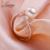 Branco conjunto de pérolas naturais, conjuntos de jóias de casamento conjuntos de jóias de pérolas de água doce 925 prata meninas na moda brinco colar de mulheres do partido