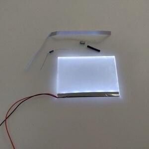 Image 2 - New Version Frontlit Frontlight Front Light Kit For GameBoy Advance For GBA
