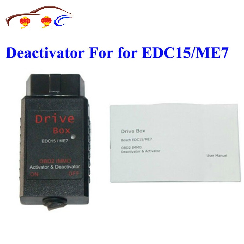 New Free shipping hot selling <font><b>VAG</b></font> Drive Box <font><b>OBD2</b></font> IMMO Deactivator & Activator Drive Box image
