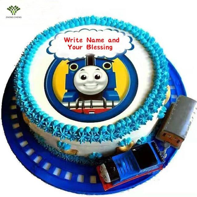 Edible Thomas Cake Decoration : Aliexpress.com : Buy Thomas Wafer Paper Edible Thomas Cake ...