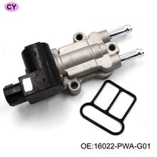 Высокое качество 16022-PWA-G01 16022PWAG01 Iacv Клапан Холостого хода Двигателя Для Honda Fit 1.3 1.5