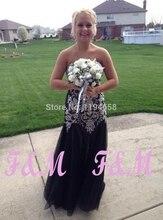 Neue Trend 2016 Trägerlosen Kristall Formale Abendkleider Meerjungfrau Perlen Spezielle Gelegenheit Organza Abendkleid vestido de festa