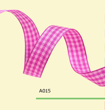3 8 Inch 9mm or 10mm tartan ribbons