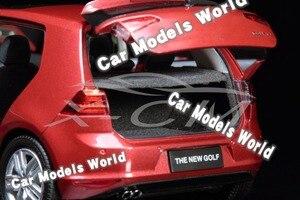 Image 5 - Modello di auto per il Golf 7 1:18 (Rosso) + PICCOLO REGALO!!!!!!!!!