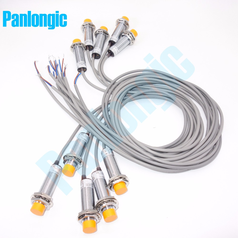Panlongic High Quality Ljc18a3 H J Dz Capacitance Proximity Sensor Ac Switch Wiring 90 250v 2 Wire Nc Normally Close Free Shipping In Switches From Lights