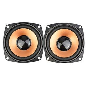 Image 2 - AIYIMA 2 pièces 4 Pouces 4Ohm 5 W haut parleur Basse Woofer Haut Parleur bricolage Pour Le Haut Parleur Stéréo de Bluetooth Système de Son Home Cinéma