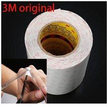 Adesivo de alta resistência anti risco 3m, adesivo de pele de babado original de vinil transparente para bicicleta, filme de proteção contra pintura