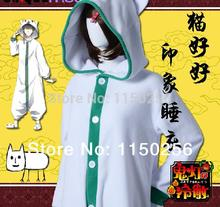 free shipping new anime Hoozuki no Reitetsu cosplay costume Hoozuki lamp Cat snapdragon sleepwear pajamas bath robe