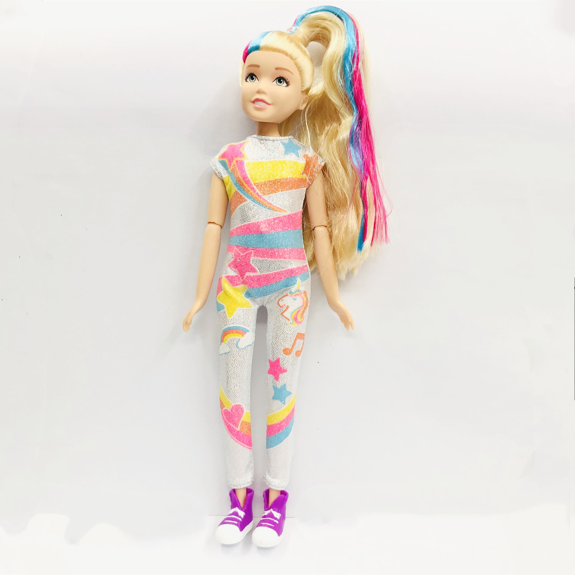 Original Girls Sports Fashion Girl 7 Joints Doll Leisure Princess Dolls Toy Lovely Doll Christmas Gift