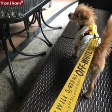 Collar for Dogs Harness Leash Fashion Nylon Dog Vest Chain Pet Puppy Rope Perro