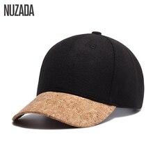 Marca nuzada SnapBack alta calidad lana 54% mujeres hombres gorra de  béisbol ocio sombreros hip 11220cd22fb