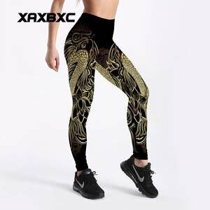 c3cffaf8a5e99 C4075 Fitness Women Jogging GYM Yoga Pants 2018 Femme Sport Leggings