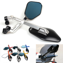 Motorcycle Mirrors motorbike Rearview side Mirror For yamaha mt09 mt10 mt07 Tmax 500 Tmax 530 KTM RC 125 200 690 Duke R 990 SM R
