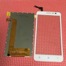 100% Warranty Good Working Outer Glass Sensor Touch Screen Digitizer LCD Display For Lenovo A606 mobile phone Replacement