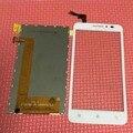 Garantia de 100% Bom Trabalho Sensor de Toque de Vidro Exterior Digitador Da Tela de Lcd Para Lenovo A606 Substituição do telefone móvel