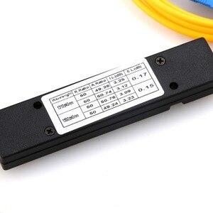 Image 5 - จัดส่งฟรีLC/UPC 1X2 PLC Singlemode Splitterไฟเบอร์ออปติกSCอินเทอร์เฟซเส้นใยBranchingอุปกรณ์KELUSHI